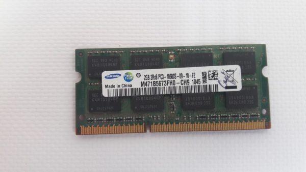 Оперативная память Hynix, Transcend Samsung 2 GB / DDR3 / PC3-10600 / 1333Mhz
